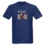 Puli Mom t-shirts, apparel, accessories, gifts
