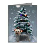 Silky Terrier Christmas cards are a lovely way to send your holiday greetings.