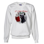 labrador retriever christmas holiday apparel sweatshirts