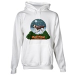 welsh springer spaniel christmas apparel hoodie
