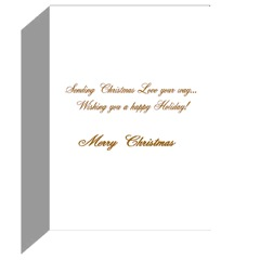 What To Write In A French Christmas Card - Christmas Cards Ideas