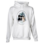 Papillon lovers Christmas art hoodies, sweatshirts, and other apparel for the holidays