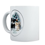 Papillon Christmas gift ideas, mugs, steins, and other fine products