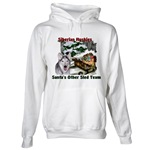 siberian husky christmas hoodie, sweatshirt, and more clothing choices