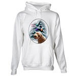 schnoodle lovers christmas hoodie, also available on sweatshirts, t-shirts, and other clothing choices