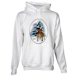 staffordshire bull terrier christmas hoodie, and other holiday sweatshirts, and tees