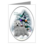 West Highland White Terrier Christmas cards are a wonderful way to send your holiday greetings.