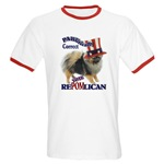 Cute Pomeranian lovers t-shirts that will bring a smile where ever you wear them