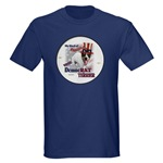 Rat Terrier owners unite and vote DemoRAT Terrier this year! Cool shirts for Rat Terrier owners.