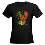 staffordshire bull terrier saint patricks day shirts in lots of colors and styles