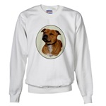 staffordshire bull terrier sweatshirt and other apparel