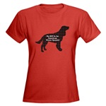 American Water Spaniel t-shirts, sweatshirts, hoodies, and other apparel items in sizes for the whole family
