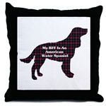 American Water Spaniel lovers housewares, throw pillow, posters, cards, prints and more