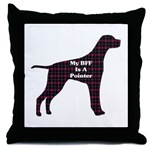 Pointer lovers gifts, throw pillow, mugs, magnets, posters, cards, and more gift ideas