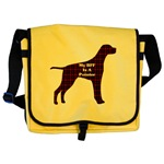 Pointer owners accessories, tote bag, messenger bag, cap, hat