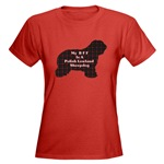 Several choices of colors and styles are offered in our polish lowland sheepdog BFF design. T-shirts, sweatshirts, hoodies, and more for the whole dog loving family