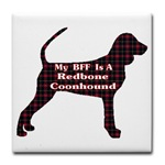 If your BFF is a Redbone Coonhound then show it with one of our original prints on tons of clothing and gift products