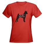 Basenji lovers t-shirts in sizes for the whole dog loving family