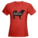 Tibetan Mastiff owners will love our BFF t-shirts, sweatshirts, and hoodies, accessories, and gift ideas