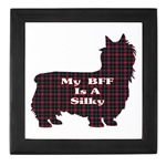 My BFF is a Silky Terrier gifts and apparel