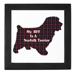 My BFF is a Norfolk Terrer gifts, clothing, accossories
