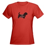 Glen of Imaal Terrier lovers t-shirts in a wide selection of colors and styles