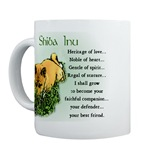 Shiba Inu mugs, coasters, stein, and other gifts for any occasion