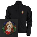 Stay warm and cozy this Christmas season in our Petit Basset Griffon Vendeen holiday performance jacket