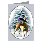 Boerboel Christmas cards are a lovely way to send holiday greetings to loved ones.