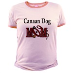 Canaan Dog Mom shirts and gifts
