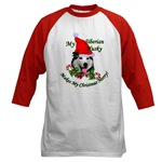 Siberian Husky Christmas shirts, apparel to enjoy the holidays husky style!