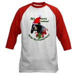 Bluetick Coonhound Christmas sweatshirts, hoodies, and other holiday wear in sizes for the whole bluetick loving family.