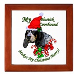 Great Christmas presents for bluetick coonhound owners.