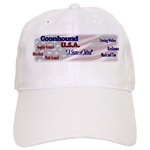 Redbone Coonhound lovers hats, caps, tote bag, and other accessories