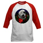 Holiday wear for the whole old english sheepdog loving family