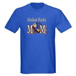 alaskan husky clothing in several choices of colors and styles