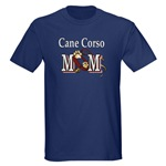 Cane Corso Mom t-shirts in lots of styles and colors