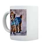 Poodle xmas gifts mugs, steins, and coaster, also find magnets, buttons, and other stocking stuffers