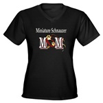 Miniature Schnauzer Mom apparel and gift merchandise
