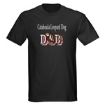 Catahoula Leopard Dog Dad shirts and gift merchandise