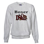 Boxer dad merchandise, tshirts and other great gift ideas