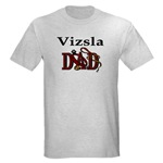 Vizsla Dad apparel and gift merchandise