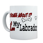i love my labrador retriever mugs, coasters, stein