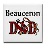 Lots of gift ideas for the Beauceron Dog Dad